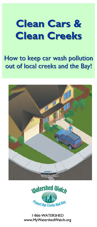 Clean Cars and Clean Creeks | Watershed Watch | Protect our Creeks