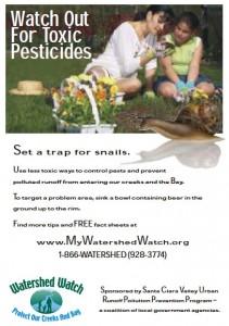 Set a Trap for Snails