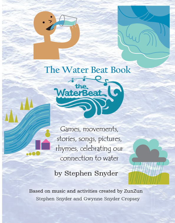 The Water Beat Book cover
