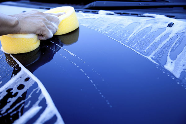 Get 50% Off Car Washes