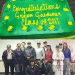 Congratulations Green Gardener Class 2017