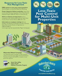 Less Toxic Pest Control for Multi-Unit Properties
