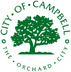 City of Campbell logo