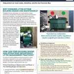 New and Redevelopment Projects fact sheet